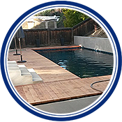 Pool with Pool Deck